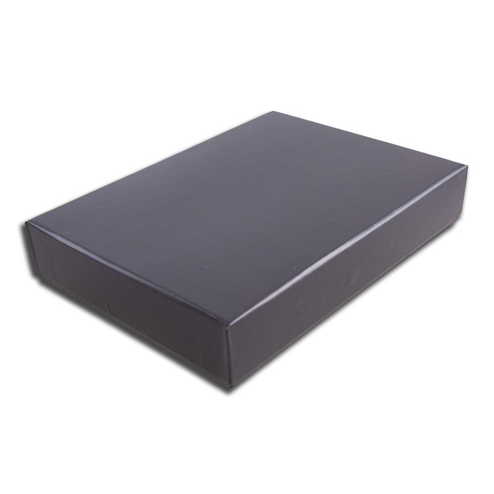 6b4eae7bb Krabička s víkem černá 160 x 220 mm | AAApapir.cz
